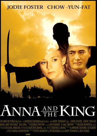 Anna and the King. Fox 2000 Pictures, 1999 directed by Andy Tennant.