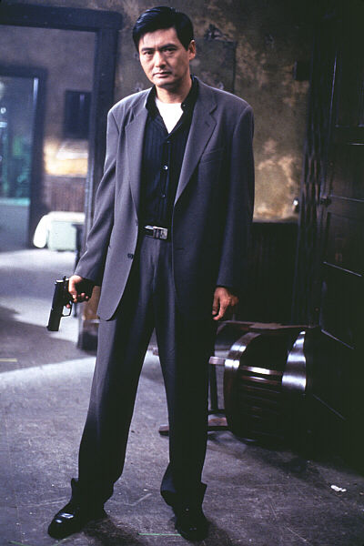 The Replacement Killers. Columbia Pictures, 1998 Directed By Antoine Fuqua. (Chow Yun Fat as John Lee)